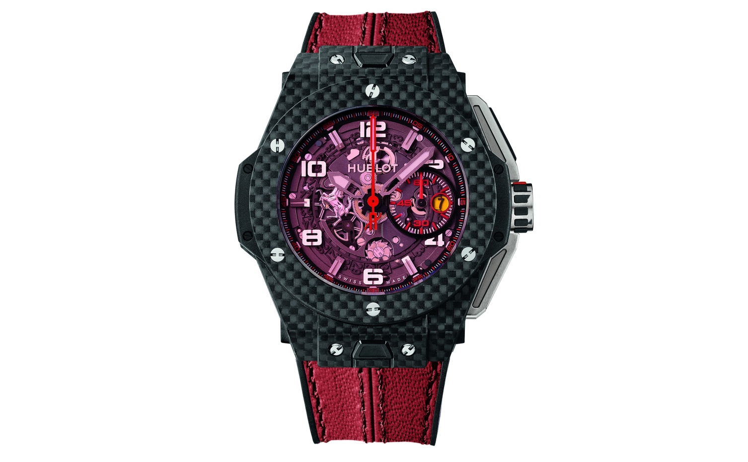 Hublot Big Bang Ferrari Red Magic