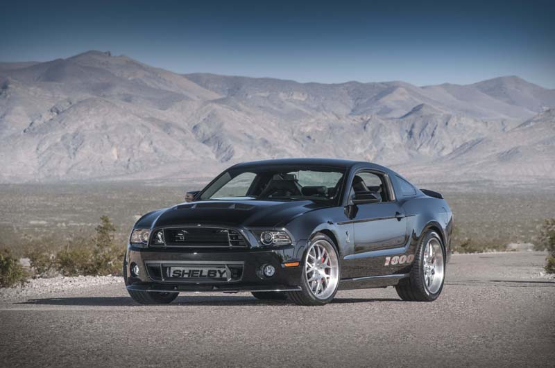 Shelby 1000 SC - Muscle Car auf Basis des Ford Mustang