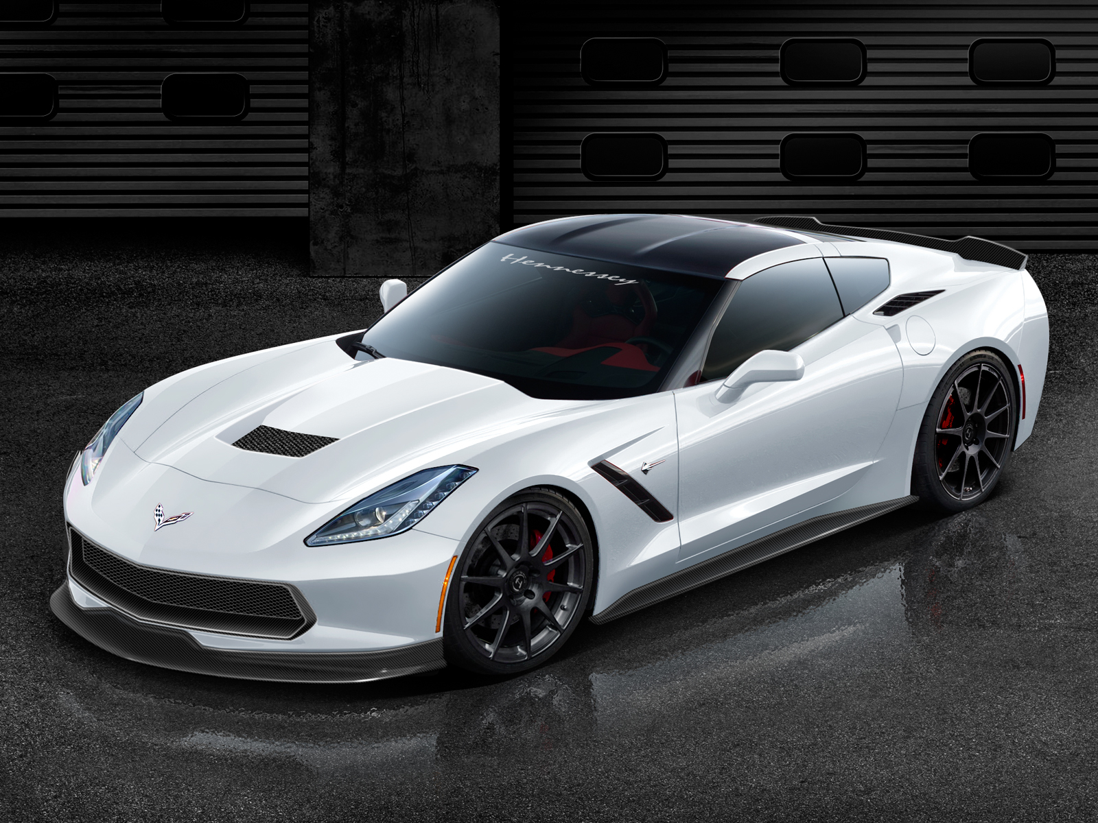 Hennessey Corvette C7 Stingray