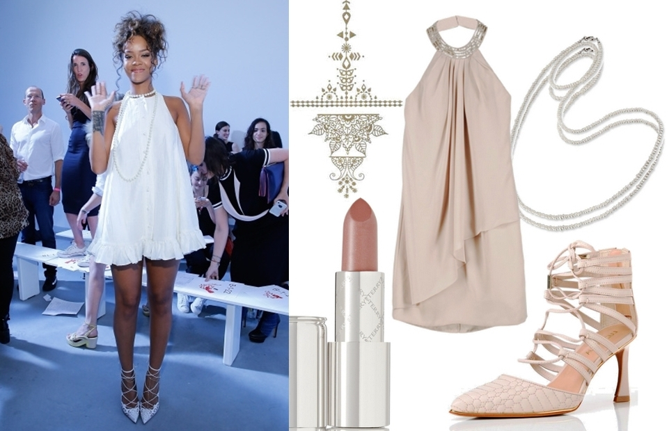 Rihanna Get the Look ©Getty Images