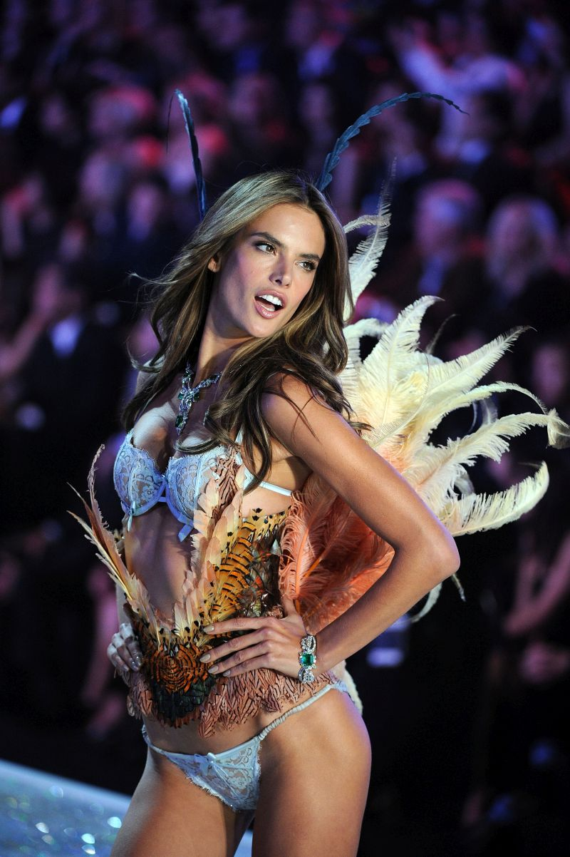 Alessandra Ambrosio ©Getty Images